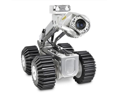 管道检测机器人