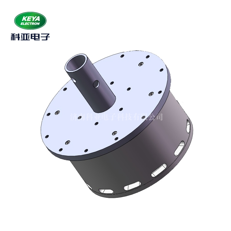 工业风扇专用永磁同步直驱电机