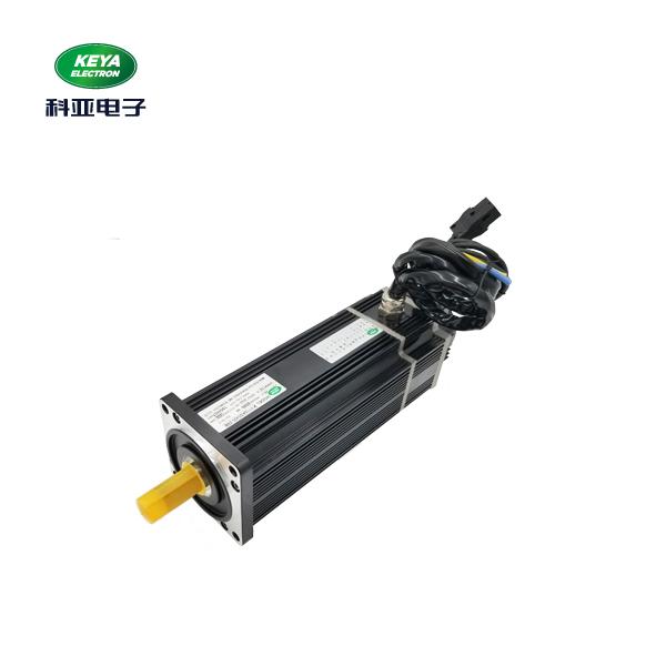 直流伺服电机110系列48V 1500W 1500RPM