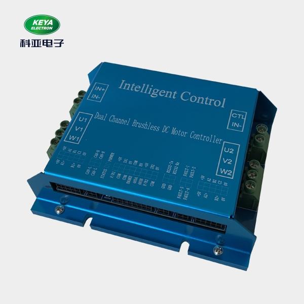 河南智能型双路伺服电机驱动器KYDBL4830-2E