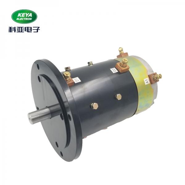 济南串励电机 电动平车专用 牵引电机 低压串励