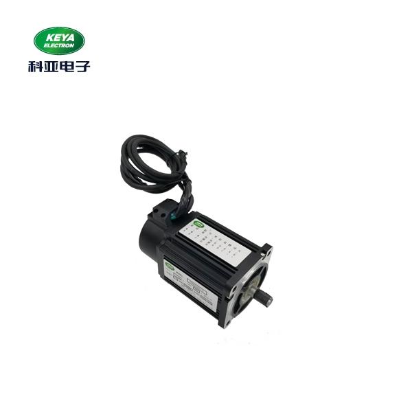 济南直流伺服电机80系列 24V 400W 1500RPM