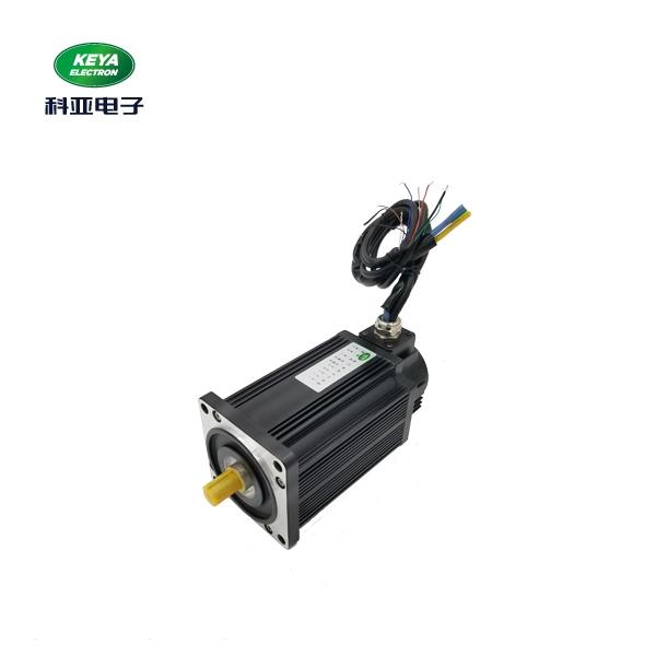 济南直流伺服电机110系列48V 500W 1500RPM