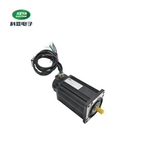 山东直流伺服电机110系列48V 800W 1500RPM