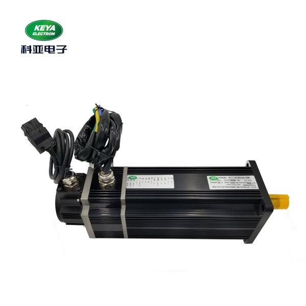 山东直流伺服电机110系列 48V 1000W 1500RPM