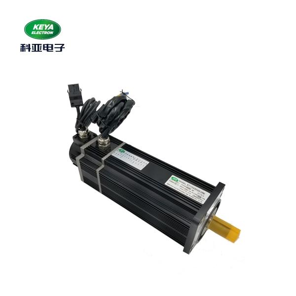 直流伺服电机110系列 48V 1200W 2500RPM