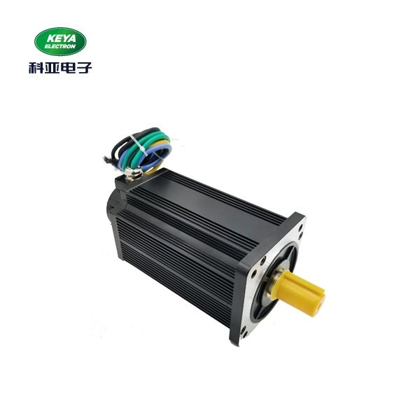 直流伺服电机130系列 48V 1500W 1500RPM