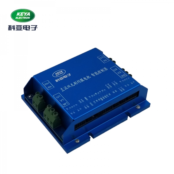 山东巡检机器人双路伺服驱动器KYDBL4830-2E